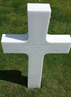 PFC Marlin Nasby