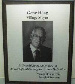Eugene Wellington Gene Haag