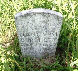 Nancy Jane <i>Vandeventer</i> Burchett