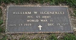 William W Ilgenfritz