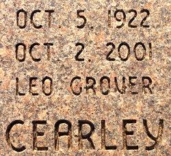 Leo Grover Cearley