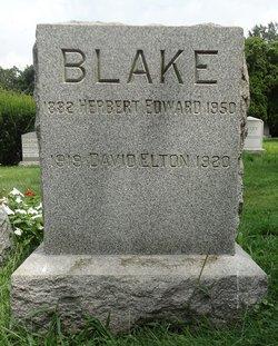 Herbert Edward Blake
