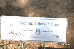 Elizabeth <i>Jackson</i> Glasco