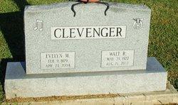 Evelyn M <i>Thario</i> Clevenger