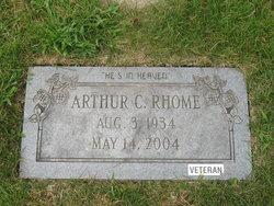 Arthur Clayton Rhome