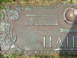 Cletus J. Haidet