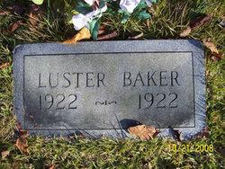 Luster Baker