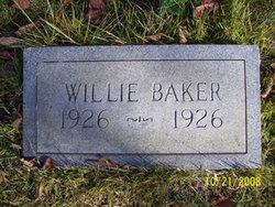 William Willie Baker