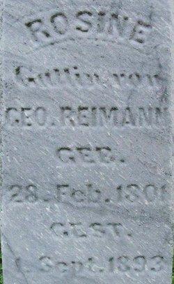 Rosine Reimann