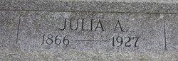 Julia Ann <i>Halley</i> Eaton