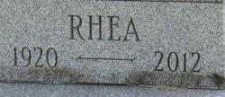 Rhea C <i>Demers</i> Aube