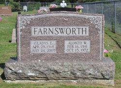 Gladys M <i>Saindon</i> Farnsworth
