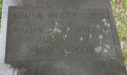 Laura Myrtle <i>Alday</i> Miles