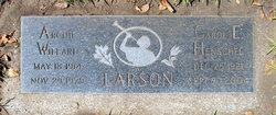 Carol Elizabeth <i>Henschel</i> Larson