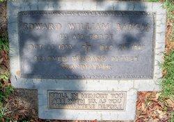 Edward William Bargas