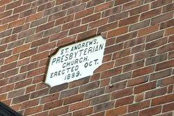 Wyebridge Presbyterian Cemetery