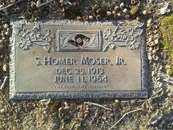 Squire Homer Moser, Jr