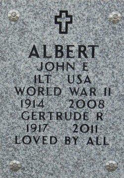 Gertrude R. Albert