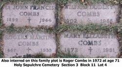 Rogers Martin Combs, Sr