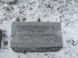 Arthur Frederick Karberg