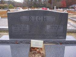 James Eugene Rich, Sr