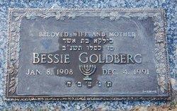 Della Bessie <i>Landsman</i> Goldberg
