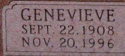 Genevieve Ruth <i>Cline</i> Ackerman