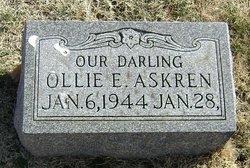 Ollie Ernest Askren