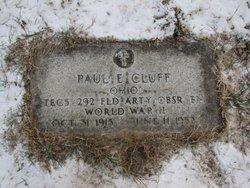 Paul Edwin Cluff
