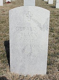 Gerald Robert Jerry Black