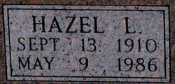 Hazel Laverne <i>McArthur</i> Ackerman