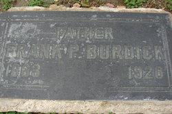 Frank Parson Burdick