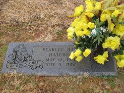 Pearl Lee <i>Hays</i> Hatcher