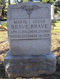 Marie Mary <i>Scherf</i> Brave