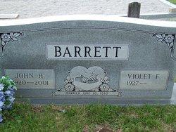 John H Barrett