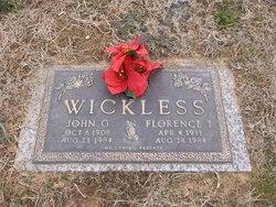 John Gordon Wickless