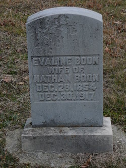 Evaline <i>Anderson</i> Boone