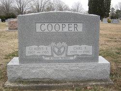 Carl F Cooper