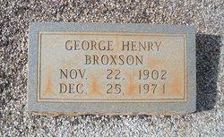 George Henry Broxson