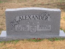 C Chris Alexander