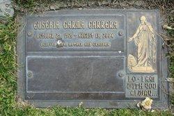 Eusebia Garma Carrera