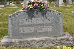Albert H Abrams