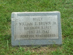 William E. Billy Brown, Jr