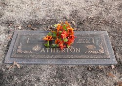 Mary Edith <i>Benson</i> Atherton