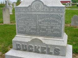 Frances <i>Garlick</i> Duckels