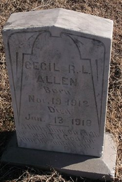 Cecil R.L. Allen