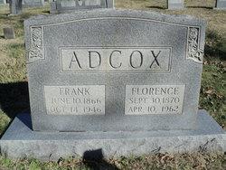 Florence <i>Crowe</i> Adcox