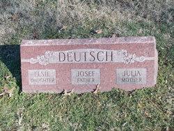 Josef Deutsch