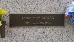 Daisy May Bowen
