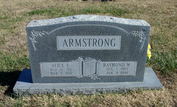 Raymond William Armstrong